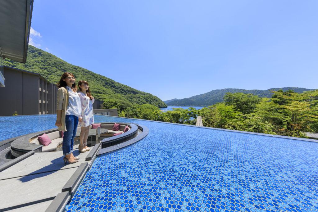 【卒業旅行】1日3室限定 湖畔で思い出の箱根旅